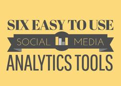 Six Easy to Use SocialMedia Analytics Tools: Have you heard? Social media analytics are all the rage now. In fact, the average social media analytics search trends per year has been increasing steadily since Social Media Analytics, Social Media Branding, Social Media Tips, Social Media Marketing, Digital Marketing, Content Marketing, Search Trends, Social Media Engagement, Blogging