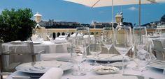 Le Vistamar and terrace