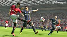 PES 2014 Gets Online Patch