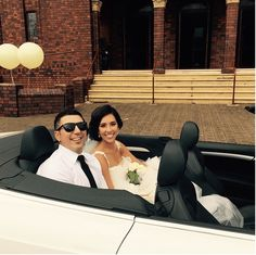 At Bayside Limousines #Melbourne, we have an unrivalled selection of #wedding #limousines that range from the conventional and sedate right through to the sporty open-tops.