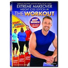 (Extreme Makeover Weight Loss Edition: The Workout (2011)) Motivating! I LOVE this workout! Chris Powell is SO motivating! He makes you WANT to workout! It isn't for those who are into all the high powered PX90 type stuff but it is for anyone... [Click for more info]