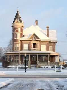 (62) Victorian House