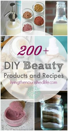 DIY Beauty Products and DIY Beauty Recipes. All-natural and non-toxic beaut… DIY Beauty Products and DIY Beauty Recipes. All-natural and non-toxic beauty recipes to try at home! – from livingthenourishe… Natural Beauty Tips, Natural Skin Care, Diy Beauty Tips, Beauty Secrets, Diy Beauty Products To Sell, Diy Products, Beauty Ideas, Natural Hair, Diy Skin Care