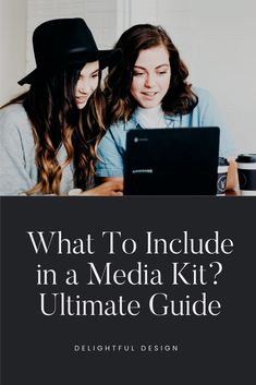 Not sure what to stick in your media kit? We give you the answers Best Ui Design, Web Design Tips, Web Design Trends, Blog Design, Personal Website Design, Minimal Website Design, Website Design Inspiration, Graphic Design Inspiration, Magazine Layout Design