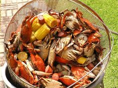 Louisiana crab boil......awesome
