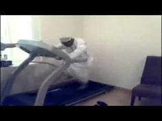 Arab On Treadmill Most Funny Comedy Video Clips For Laughs