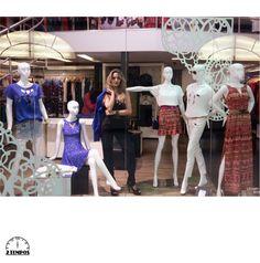 Vitrine Viva 2TEMPOS Taguatinga Shopping