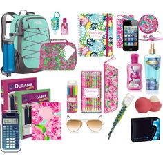 what's in my school bag 2013-2014 :)