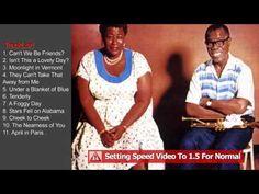 Ella & Louis - Ella Fitzgerald & Louis Armstrong [Full Album 1956] The Nearness Of You, Ella Fitzgerald, Friend 2, Louis Armstrong, Singers, Take That, Album, Music, Youtube