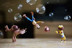 Mitchel Photograph Toy Stories Using Fun and Toy Story Characters