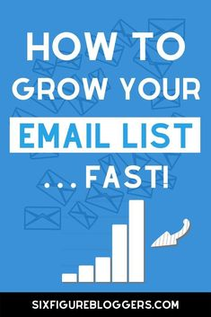 Advanced tips for pro bloggers looking to grow their email list. Give your email marketing a boost by growing your email list. Get actionable list building tips to get more email subscribers here. #sixfigurebloggers #email #emaillist #listbuilding #emailmarketing #marketing