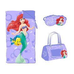"Disney Princess Sleepover Set - Ariel - Idea Nuova - Toys ""R"" Us Babies R Us, Baby Kids, Mermaid Bedroom, Toys R Us, Disney Love, Sleepover, The Little Mermaid, Kids Playing, Cute Kids"