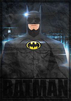Quiero uno!!!!  Superhéroes en arte digital