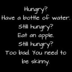 """me-myself-ana: """"It's false that you NEED food. Put in the work. Skinny Motivation, Body Motivation, Weight Loss Motivation, Skinny Love, Loss Quotes, Weight Loss Inspiration, Get Healthy, Just Do It, Lose Weight"""