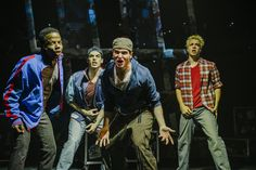 The two-time Tony Award® winning hit musical AMERICAN IDIOT tells the story of three lifelong friends, forced to choose between their dreams and the safety of suburbia. Their quest for true meaning…