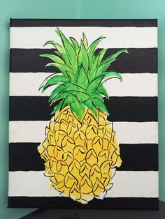 Image result for easy diy canvas painting
