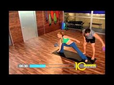 Tony Horton 10 minute trainer-yoga flex - YouTube