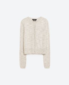Image 8 of PEARL BUTTON JACKET from Zara