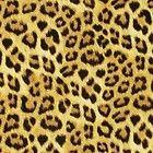 Safari Collection Jaguar Print Faux Fur Fabric Half Yard - Collection, fabric, Faux, Half, Jaguar, Print, safari, yard