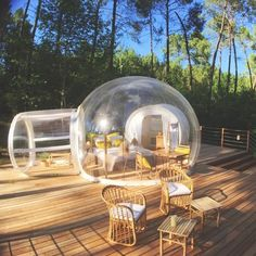 Bordeaux, Bubble Tent, Entrance, Interior Design, World, Beach, Places, Instagram, Homes