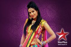 Maanvi, a #starplus character is extremely popular and loved by all