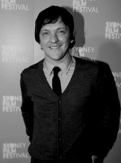 Chris Lilley. the light of my life, brilliant, hilarious, cute. Can you love me please?
