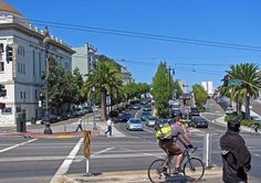 San Francisco's Octavia Boulevard, post-freeway. Today, a healthier place. Image credits: Michael Mehaffy.