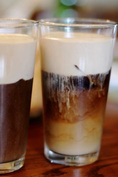 "Decadent Iced Latte recipe...  extra large please (oh, meant ""Grande""). . . http://joannadell.blogspot.com/2013/06/cool-down-2-iced-coffee-recipe.html"