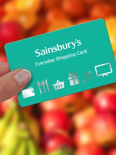 Get to spend £100 at Sainsbury's