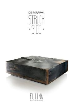 Coffee #table STRUCK SIDE