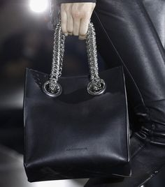 For Fall 2017, Alexander Wang Contemplates the Heavy Metal Fanny Pack and Beyond - PurseBlog