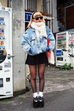 RID SNAP | Street snap of MANI (female statement)