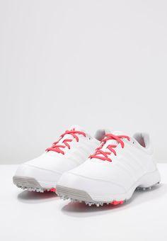 competitive price 3a8f6 3a36a Golf adidas Golf ADIPOWER TR - Chaussures de golf - white metallic shock  red blanc  79,00 € chez Zalando (au 30 06 16). Livraison et retours  gratuits et ...