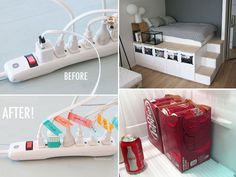 Stay organized in small spaces with these brilliant hacks!