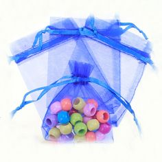 Find More Packaging Bags Information about 7*9cm 50pcs Blue gift bags for jewelry/wedding/christmas/birthday/bracelets Yarn bag with handles Packaging Organza Bags,High Quality bag chandelier,China bag workout Suppliers, Cheap bag coral from Playful beauty department store on Aliexpress.com