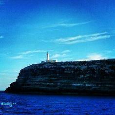 Il faro di # lampedusa # sicilia