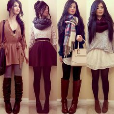 """""""Kimberly"""" on Instagram: """"1,2,3,or 4? Fall outfits """""""
