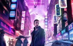Download wallpapers Blade Runner 2049, 2017, Officer K, Ryan Gosling, 4k, new movies, poster, Canadian film actor