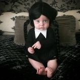 Mom dresses baby in new #Halloween costume every day in October - SF Unzipped. http://blog.sfgate.com/chronstyle/2015/10/28/mom-dresses-baby-in-new-halloween-costume-every-day-in-october/