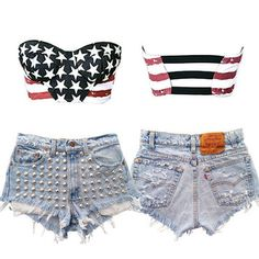 Of July Outfits for Womens: Cute outfit for the Rave Outfits, Mom Outfits, Fashion Outfits, Summer Outfits For Moms, 4th Of July Outfits, Country Concert Outfit, Country Outfits, Festival Costumes, Bra Tops