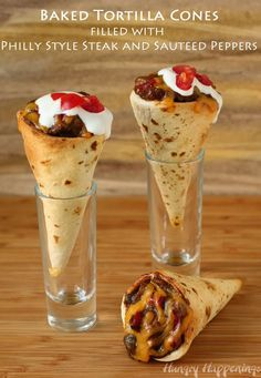 Hungry Happenings: Steak and Pepper Tortilla Cones with straight from the grill flavor. #newfromhormel #CollectiveBias #shop