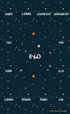 New ideas for kpop wallpaper backgrounds exo L Wallpaper, Wallpaper Iphone Cute, Cellphone Wallpaper, Cute Wallpapers, Wallpaper Backgrounds, Baekhyun, Park Chanyeol, Exo Sing For You, Ls Logo