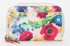 Zip Wallet | 20 Fresh Floral Accessories