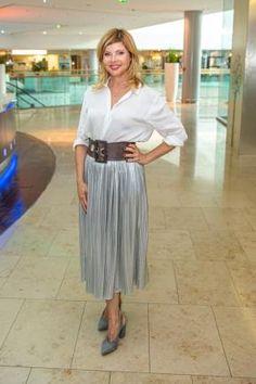 Midi Skirt, Women's Fashion, Shirt Dress, Skirts, Dresses, Vestidos, Midi Skirts, Skirt