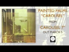 painted palms - carousel (2013)