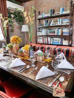 Wedding at Wine Bar 1771: A Different Romantic Wedding Set-Up
