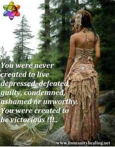 You were created to be Victorious!!!!!