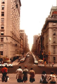Retro New York.  #DoYouRemember
