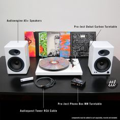 Pro-Ject: Build Your Own Debut Carbon Turntable Package