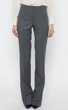 Céline Grey Pant